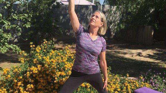 Pat Smith of Pat Smith Yoga