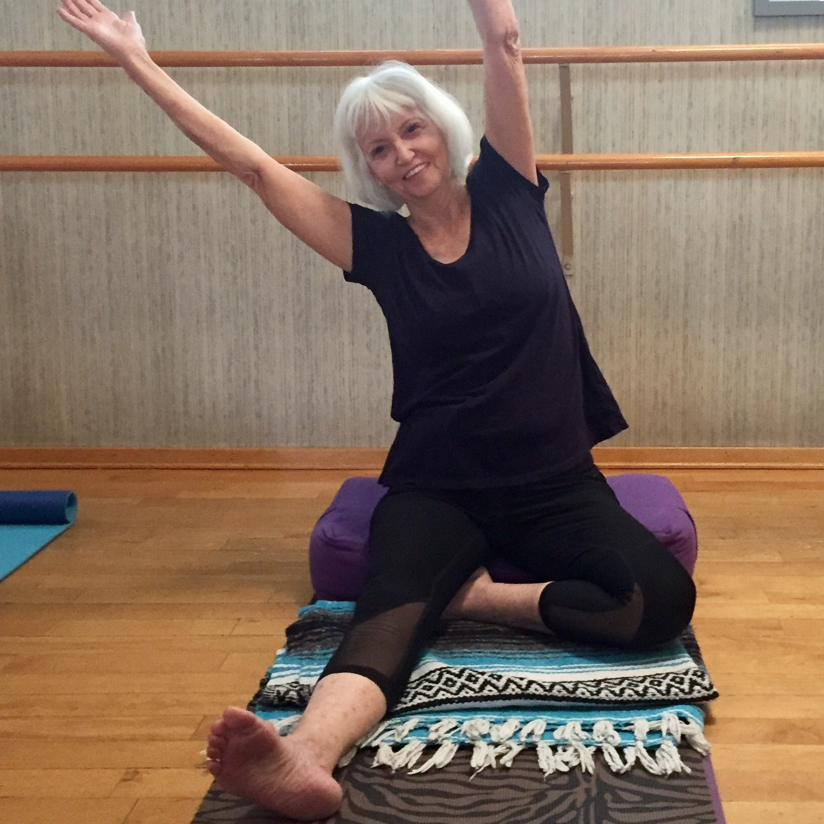 Gentle Yoga for Women at Pat Smith Yoga